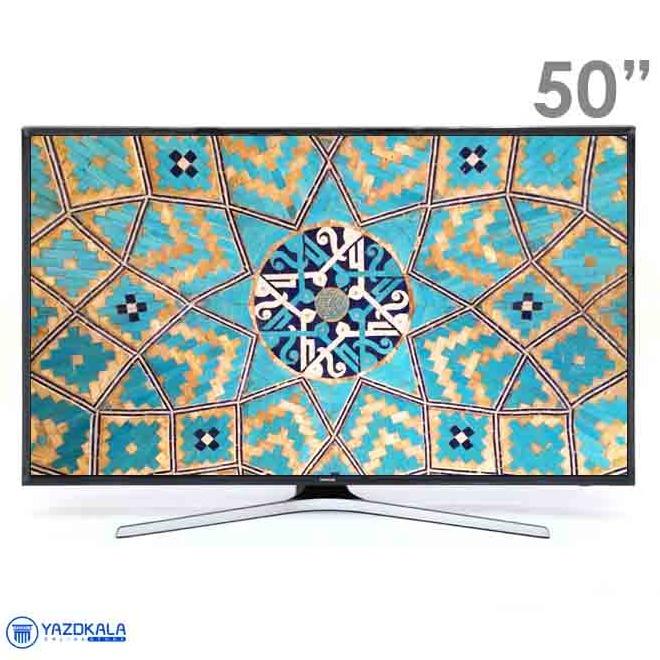 تلویزیون 50 اینچ هوشمند سامسونگ مدل 50MU7980 با کیفیت تصویر 4k