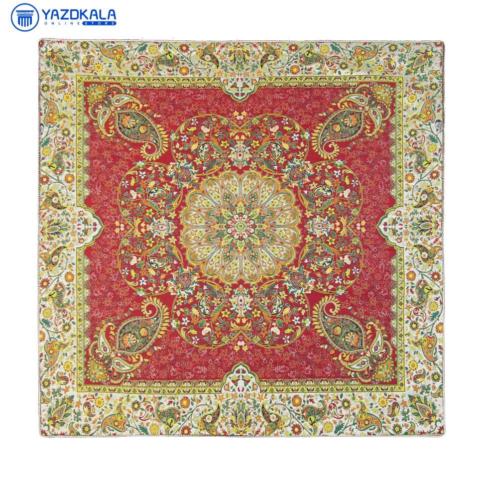 ترمه یزد | رومیزی | کد 1258