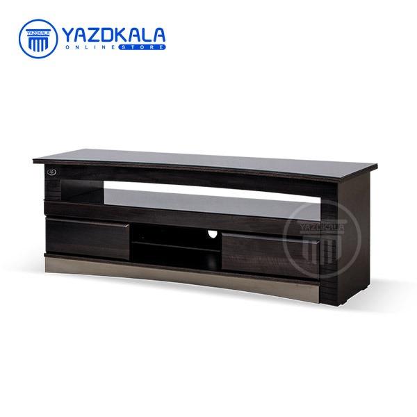 میز  تلویزیون MDF متین مدل R64 با قابلیت تغییر سایز ، 140 سانتی