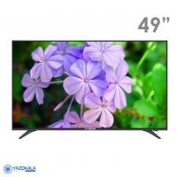 تلویزیون 49 اینچ ایکس ویژن مدل 49XT520 با کیفیت تصویر Full HD