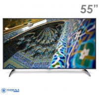 تلویزیون 55 اینچ ایکس ویژن مدل 55XL825 با کیفیت تصویر4K