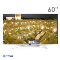 تلویزیون60اینچ هوشمند  ال جی مدل  GI 85000LJ با کيفيت تصوير Ultra HD-4K