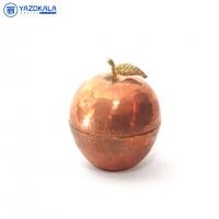 قندادن مسی طرح سیب