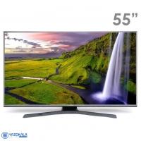 تلویزیون 55 اینچ هوشمند ایکس ویژن مدل 55XTU615 با کیفیت تصویر 4k