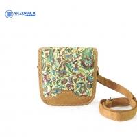 کیف ترمه دخترانه طرح سبز